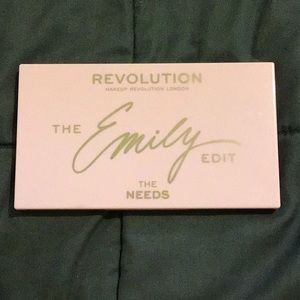 Makeup Revolution The Emily Edit 'The Needs'